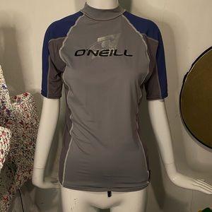 O'Neill workout tank.